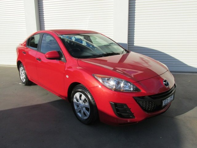 Used Mazda 3 BL10F1 Neo Activematic, 2009 Mazda 3 BL10F1 Neo Activematic Velocity Red 5 Speed Sports Automatic Sedan