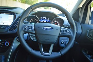 2017 Ford Escape ZG 2018.00MY Trend 2WD Black 6 Speed Sports Automatic Wagon