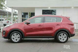 2016 Kia Sportage QL SI Red 6 Speed Sports Automatic Wagon