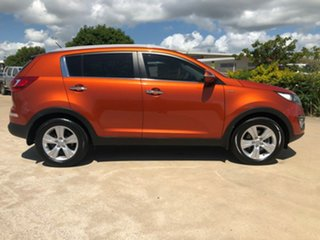 2011 Kia Sportage SL SLi Orange 6 Speed Sports Automatic Wagon.