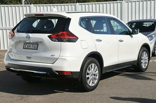 2017 Nissan X-Trail T32 Series II ST White 7 Speed Constant Variable Wagon.