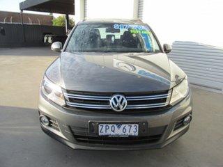 2013 Volkswagen Tiguan 5N MY13.5 103TDI DSG 4MOTION Pacific Grey 7 Speed.