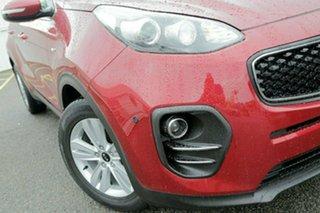 2016 Kia Sportage QL MY16 Si AWD Red 6 Speed Sports Automatic Wagon.