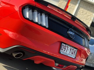 2016 Ford Mustang FM GT Fastback SelectShift Orange 6 Speed Sports Automatic Fastback