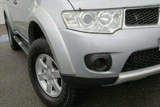 2012 Mitsubishi Challenger PB (KH) MY12 Silver 5 Speed Sports Automatic Wagon.