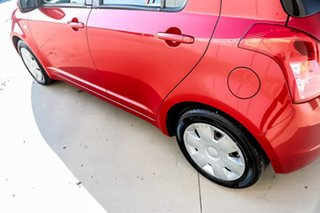 2007 Suzuki Swift RS415 Red 4 Speed Automatic Hatchback