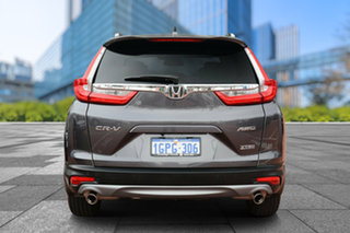 2018 Honda CR-V RW MY18 VTi-LX 4WD Modern Steel 1 Speed Constant Variable Wagon