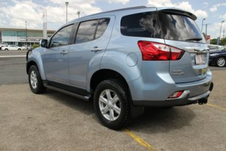 2014 Isuzu MU-X MY14 LS-T Rev-Tronic Blue 5 Speed Sports Automatic Wagon.