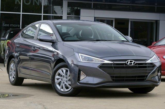 New Hyundai Elantra AD.2 MY19 Go, 2018 Hyundai Elantra AD.2 MY19 Go Iron Gray 6 Speed Sports Automatic Sedan