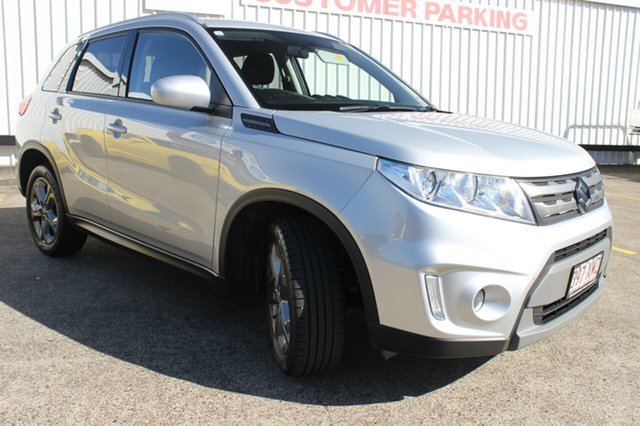 Used Suzuki Vitara LY GL+ 2WD, 2017 Suzuki Vitara LY GL+ 2WD Silver 6 Speed Sports Automatic Wagon