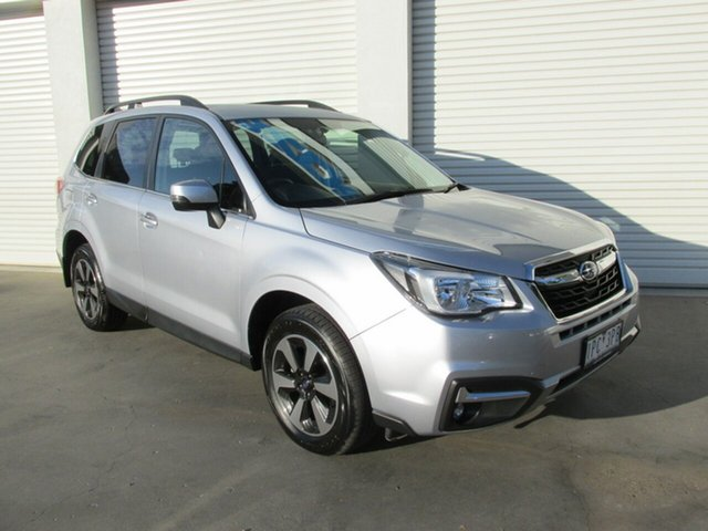 Used Subaru Forester S4 MY17 2.5i-L CVT AWD, 2017 Subaru Forester S4 MY17 2.5i-L CVT AWD Silver 6 Speed Constant Variable Wagon