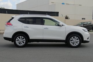 2015 Nissan X-Trail T32 ST-L X-tronic 2WD Ivory Pearl 7 Speed Constant Variable Wagon.