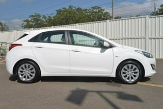 2016 Hyundai i30 GD4 Series II Active White 6 Speed Sports Automatic Hatchback