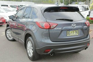 2012 Mazda CX-5 KE1071 Maxx SKYACTIV-Drive AWD Sport Grey 6 Speed Sports Automatic Wagon.