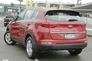 2016 Kia Sportage QL SI Red 6 Speed Sports Automatic Wagon.