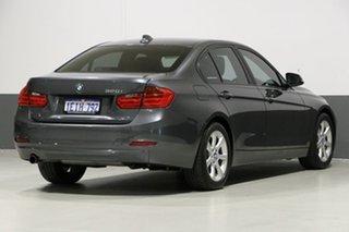 2013 BMW 320i F30 Mineral Grey 8 Speed Automatic Sedan
