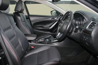 2013 Mazda 6 GJ1031 GT SKYACTIV-Drive Black 6 Speed Sports Automatic Wagon