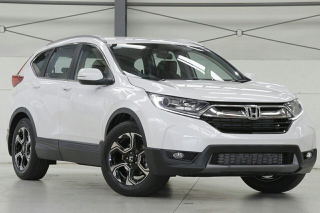 New Honda CR-V RW MY19 VTi-E FWD, 2018 Honda CR-V RW MY19 VTi-E FWD White Orchid 1 Speed Constant Variable Wagon