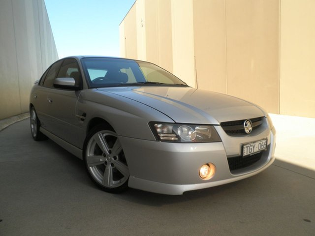 Used Holden Commodore VZ SS, 2004 Holden Commodore VZ SS Quicksilver 4 Speed Automatic Sedan