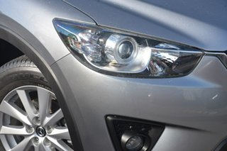 2013 Mazda CX-5 KE1031 MY14 Maxx SKYACTIV-Drive AWD Sport Silver 6 Speed Sports Automatic Wagon