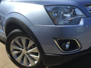 2014 Holden Captiva CG MY14 5 LT Blue 6 Speed Sports Automatic Wagon