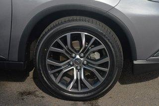 2016 Mitsubishi Outlander ZK XLS Grey Constant Variable Wagon