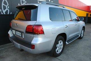 2008 Lexus LX570 URJ201R Sports Luxury Premium Silver 6 Speed Sports Automatic Wagon.