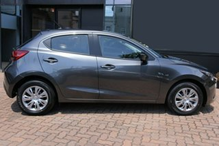 2019 Mazda 2 DJ2HAA Neo SKYACTIV-Drive Machine Grey 6 Speed Sports Automatic Hatchback