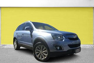 2014 Holden Captiva CG MY14 5 LT Blue 6 Speed Sports Automatic Wagon.