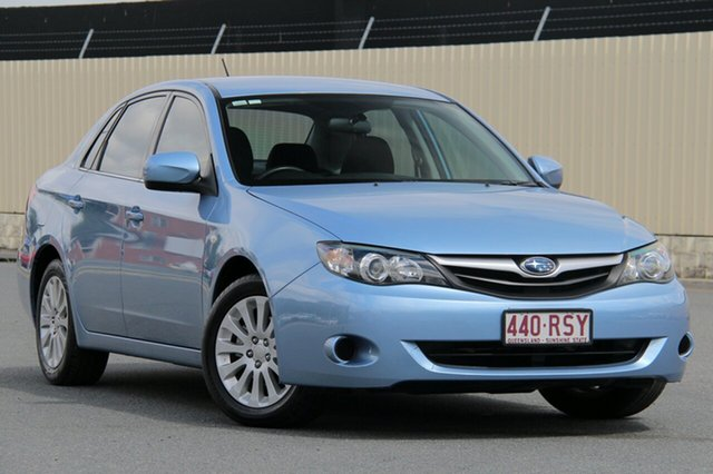 Used Subaru Impreza G3 MY11 R AWD, 2011 Subaru Impreza G3 MY11 R AWD Blue 4 Speed Sports Automatic Sedan