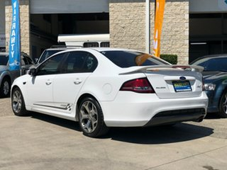 2010 Ford Falcon FG XR6 50th Anniversary White 6 Speed Sports Automatic Sedan.