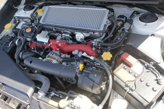 2018 Subaru WRX V1 MY18 STI AWD Premium White Crystal 6 Speed Manual Sedan