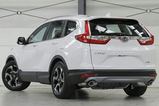2018 Honda CR-V RW MY19 VTi-E FWD White Orchid 1 Speed Constant Variable Wagon.