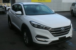2016 Hyundai Tucson TLE Active 2WD White 6 Speed Sports Automatic Wagon.