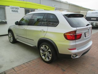 2011 BMW X5 E70 MY12 xDrive30d Steptronic Silver 8 Speed Sports Automatic Wagon.