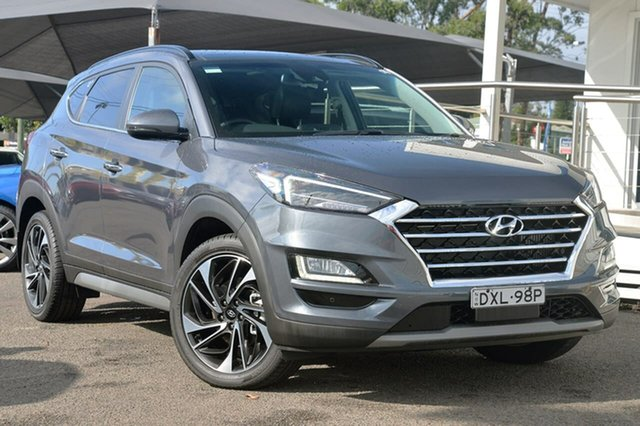 Used Hyundai Tucson TL3 MY19 Highlander AWD, 2018 Hyundai Tucson TL3 MY19 Highlander AWD Grey 8 Speed Sports Automatic Wagon