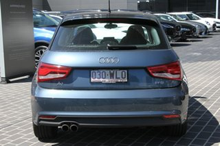 2015 Audi A1 8X MY16 Sport Sportback S Tronic Blue 7 Speed Sports Automatic Dual Clutch Hatchback