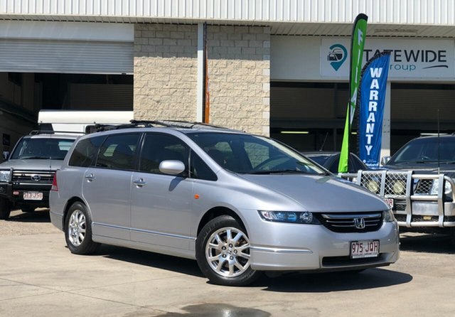 Used Honda Odyssey 3rd Gen Luxury, 2006 Honda Odyssey 3rd Gen Luxury Silver 5 Speed Sports Automatic Wagon