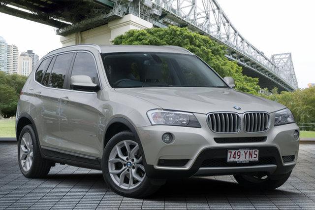 Used BMW X3 F25 MY1011 xDrive28i Steptronic, 2011 BMW X3 F25 MY1011 xDrive28i Steptronic Silver 8 Speed Automatic Wagon