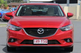 2013 Mazda 6 GJ1021 GT SKYACTIV-Drive Red 6 Speed Sports Automatic Sedan