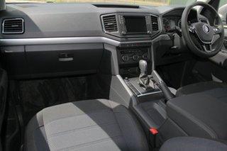 2018 Volkswagen Amarok 2H MY19 TDI550 4MOTION Perm Sportline Mojave Beige 8 Speed Automatic Utility