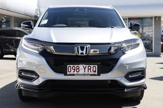 2018 Honda HR-V MY18 RS Lunar Silver 1 Speed Constant Variable Hatchback