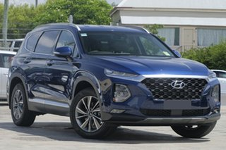 2018 Hyundai Santa Fe TM MY19 Elite Stormy Sea 8 Speed Sports Automatic Wagon
