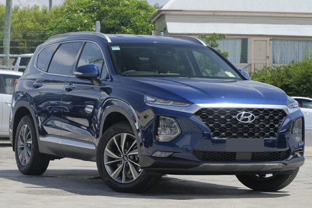 New Hyundai Santa Fe TM MY19 Elite, 2018 Hyundai Santa Fe TM MY19 Elite Stormy Sea 8 Speed Sports Automatic Wagon