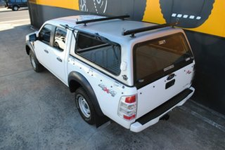 2010 Ford Ranger PK XL Crew Cab Cool White 5 Speed Automatic Utility