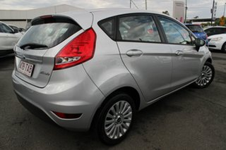 2012 Ford Fiesta WT LX Silver 5 Speed Manual Hatchback