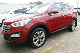 2014 Hyundai Santa Fe DM2 MY15 Highlander Red 6 Speed Sports Automatic Wagon