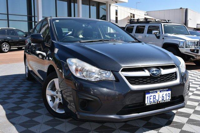 Used Subaru Impreza G4 MY12 2.0i AWD, 2011 Subaru Impreza G4 MY12 2.0i AWD Grey 6 Speed Manual Hatchback