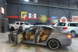 2010 BMW 535i F10 MY11 Steptronic Grey 8 Speed Sports Automatic Sedan