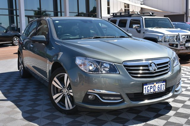 Used Holden Calais VF II MY16 V Sportwagon, 2016 Holden Calais VF II MY16 V Sportwagon Grey 6 Speed Sports Automatic Wagon
